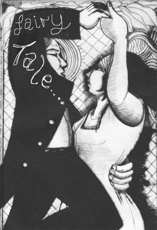 Fairytale artwork by Jim Anderson