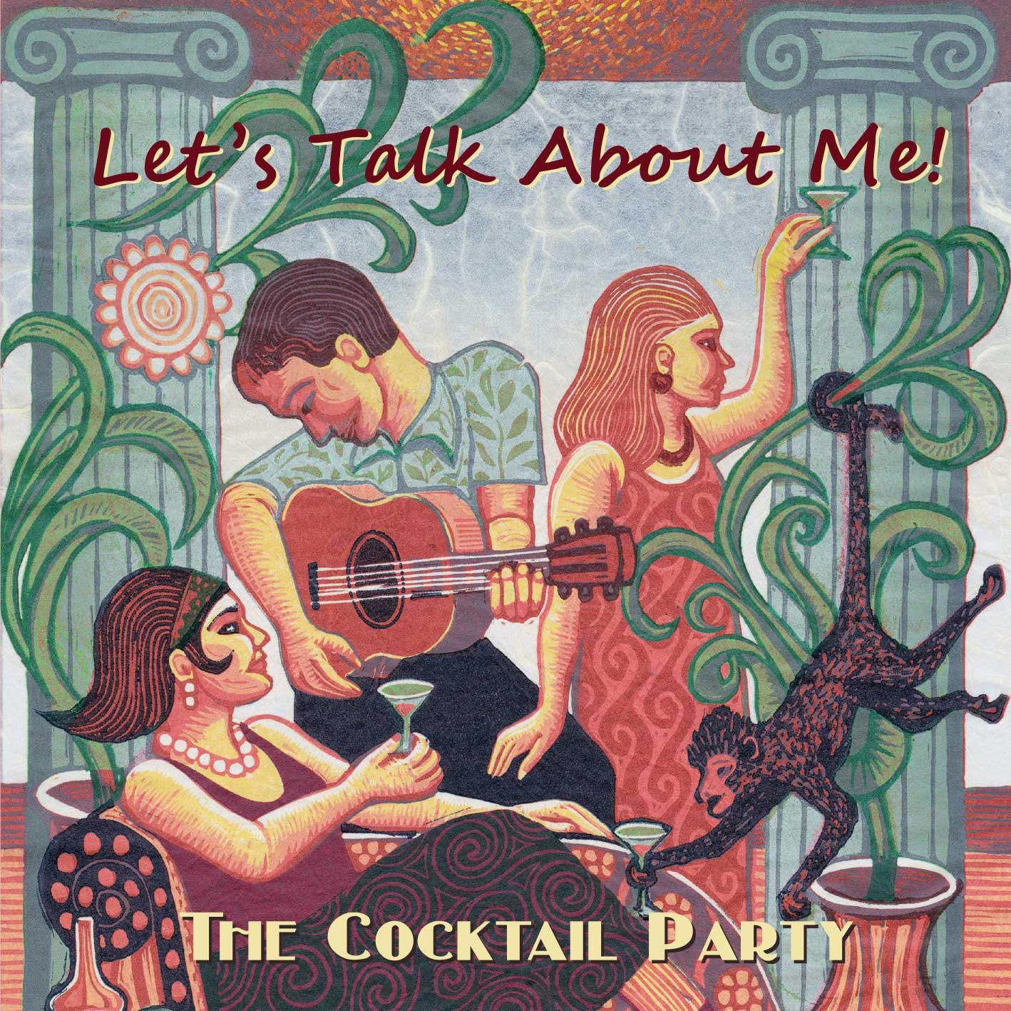 Let's Talk About Me CD
