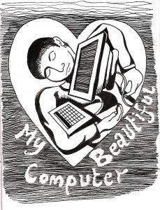 Beautiful computer